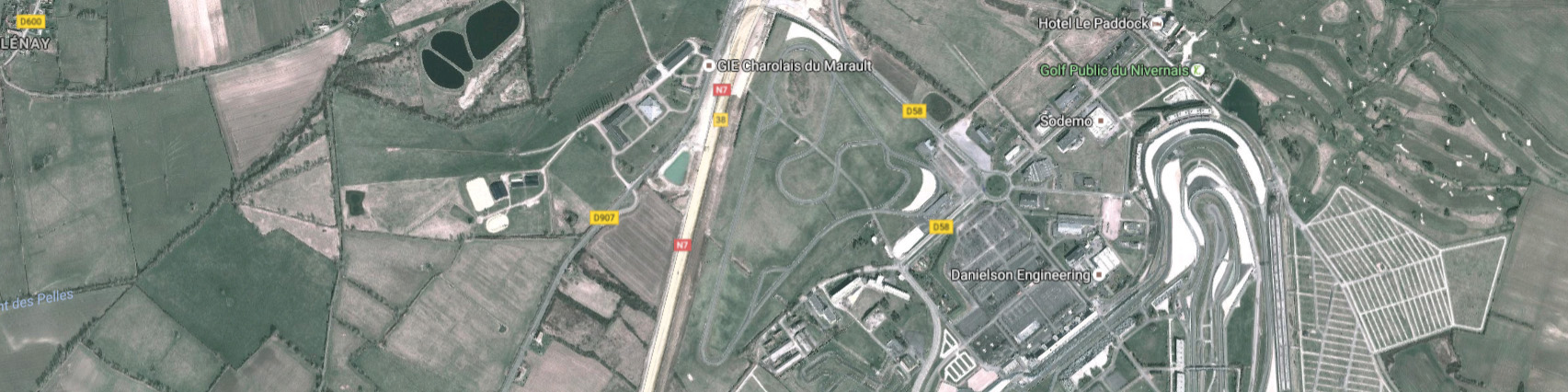 NEVERS MAGNY-COURS (58)