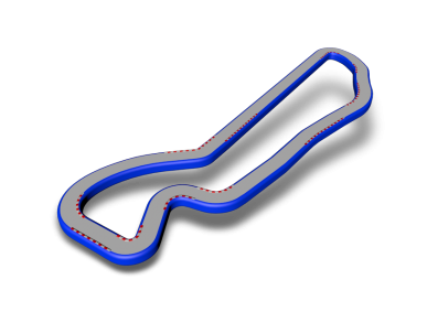 Circuit Paul Ricard - Piste GT (83)
