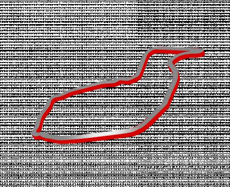 Circuit de Mortefontaine - Paris - 5.2 km